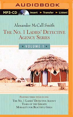 No. 1 Ladies' Detective Agency Series – Volume 1
