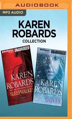 Karen Robards Collection - Sleepwalker & Shiver