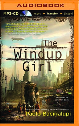 Windup Girl, The