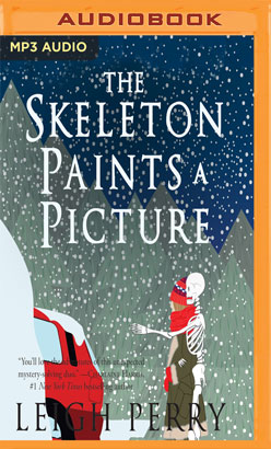Skeleton Paints a Picture, The