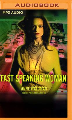 Fast Speaking Woman