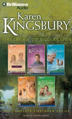 Karen Kingsbury Firstborn Collection