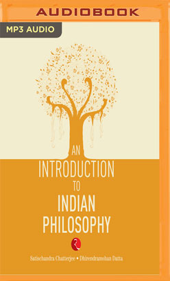 Introduction To Indian Philosophy, An