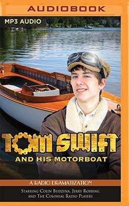 Tom Swift and His Motorboat