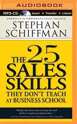 25 Sales Skills, The