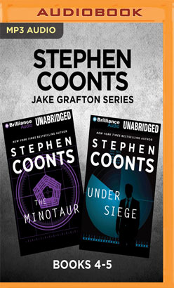 Stephen Coonts Jake Grafton Series: Books 4-5