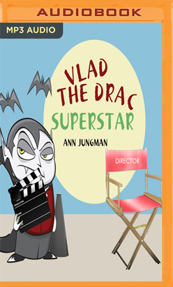 Vlad the Drac Superstar