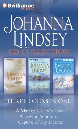 Johanna Lindsey CD Collection 2