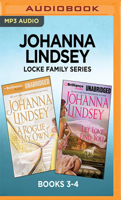 Johanna Lindsey Locke Family Series: Books 3-4