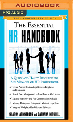 Essential HR Handbook, 10th Anniversary Edition, The