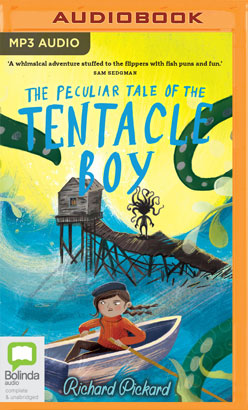Peculiar Tale of the Tentacle Boy, The