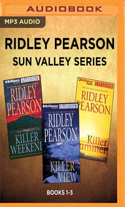 Ridley Pearson - Sun Valley Series: Books 1-3