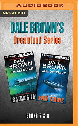 Dale Brown's Dreamland Series: Books 7-8