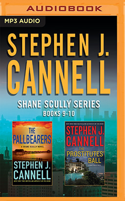 Stephen J. Cannell - Shane Scully Series: Books 9-10