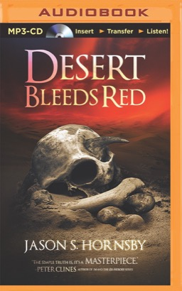 Desert Bleeds Red