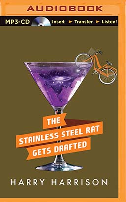 Stainless Steel Rat Gets Drafted, The