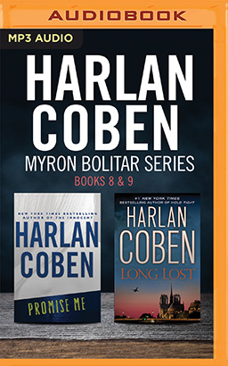 Harlan Coben - Myron Bolitar Series: Books 8 & 9