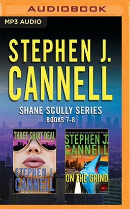 Stephen J. Cannell - Shane Scully Series: Books 7-8