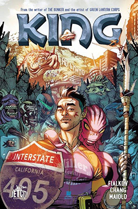 King: The Graphic Novel