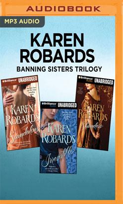 Karen Robards Banning Sisters Trilogy