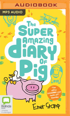 Super Amazing Diary of Pig, The