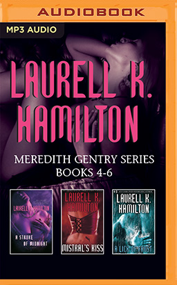 Laurell K. Hamilton - Meredith Gentry Series: Books 4-6