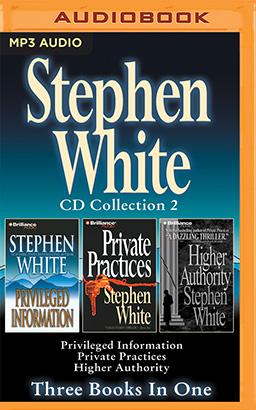 Stephen White - Alan Gregory Series: Books 1-3