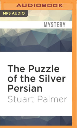 Puzzle of the Silver Persian, The