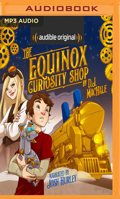 Equinox Curiosity Shop, The