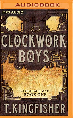 Clockwork Boys
