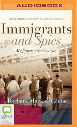 Immigrants and Spies