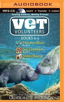 Vet Volunteers Books 4-6
