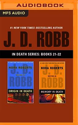 J. D. Robb - In Death Series: Books 21-22