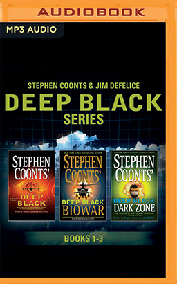 Stephen Coonts & Jim DeFelice - Deep Black Series: Books 1-3