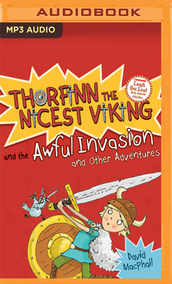 Thorfinn and the Awful Invasion and Other Adventures