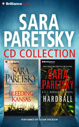 Sara Paretsky CD Collection 2