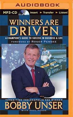 Winners are Driven