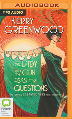 Lady with the Gun Asks the Questions, The