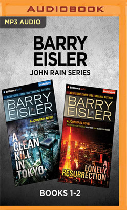 Barry Eisler John Rain Series: Books 1-2