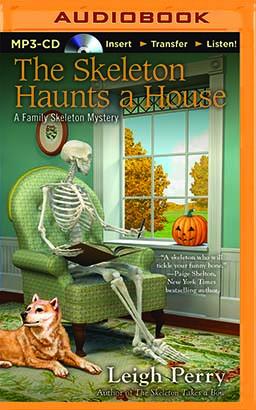 Skeleton Haunts a House, The