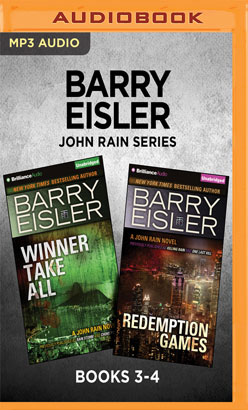Barry Eisler John Rain Series: Books 3-4