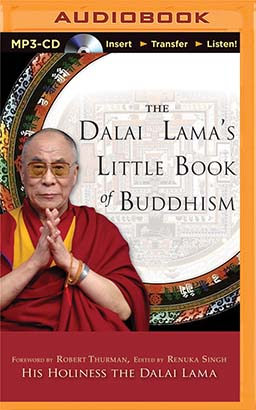 Dalai Lama's Little Book of Buddhism, The