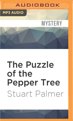 Puzzle of the Pepper Tree, The