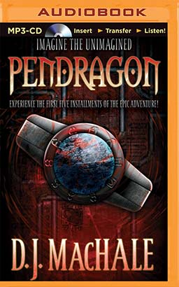 Pendragon: The Merchant of Death, The Lost City of Faar, The Never War, The Reality Bug, Black Water
