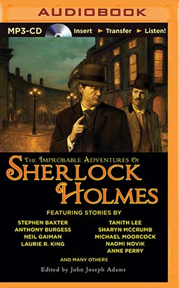 Improbable Adventures of Sherlock Holmes, The