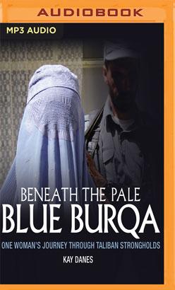 Beneath the Pale Blue Burqua