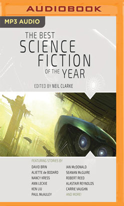 Best Science Fiction of the Year: Volume One, The