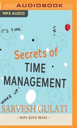 Secrets of Time Management (Rupa Quick Reads)