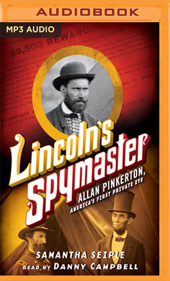 Lincoln's Spymaster