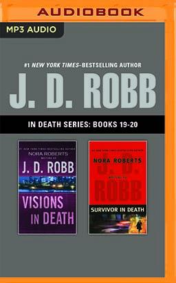 J. D. Robb - In Death Series: Books 19-20